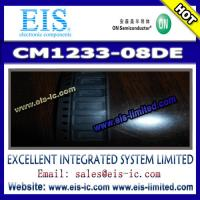 Quality CM1233-08DE - ON Semiconductor - PicoGuard XS® ESD Clamp Array For High Speed Data Line Pr wholesale