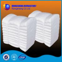 Cheap Fire Resistant Refractory Blanket Insulation , High Temperature Ceramic Fiber for sale