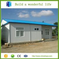 Quality small prefab modern steel house design movable house designs for kenya wholesale