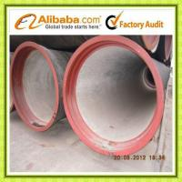 Quality k9 dn400 annealing T type ductile iron pipe wholesale