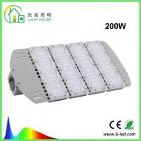 Quality High Efficiency IP66 Solar Powered LED Street Lights Retrofit 180W Replace HPS Sodium Lamps wholesale