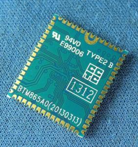 Cheap Bluetooth class 2 CSR8670 Based Multi-media aptX module support touch sensor-- for sale