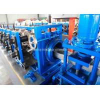 Quality Metal Furring Channel Stud And Track Roll Forming Machine Auto Drywall wholesale