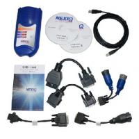 Quality Heavy Duty Truck Diagnostic Scanner NEXIQ 125032 USB Link Software Diesel wholesale