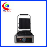 Quality Multifunction table -top bbq electric contact grill and griddle 1800W wholesale