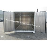 Quality Movable Cold Storage Walk In Freezer Decoration Portable Chilled Container wholesale