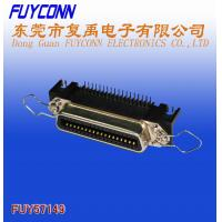 Centronic PCB Right Angle Female 24 Pin configurations Connector Certified UL