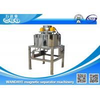 Quality 3T 380ACV 20DCA Electromagnetic Separator For Quartz Beneficiation wholesale