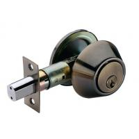 Quality High Quality Tri-Circle Deadbolt door Lock D101AB wholesale