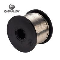 Buy cheap 1.09 Resistivity Nickel Chrome Alloy 8.4g / Cm3 Super Fast Heating Speed from wholesalers
