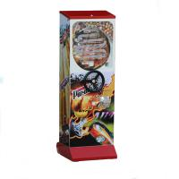 Quality 1'' - 1.4'' Car Twister Vending Machine Colorful With CE Certification wholesale