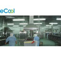 Quality 5000 Square Meter Cold Room Warehouse For Meatballs Producing And Meat Processing wholesale