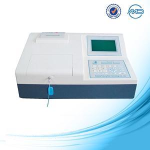 China semi automatic biochemistry analyzer cost  Cost of semi automatic biochemistry analyzer (PUS-2018) on sale