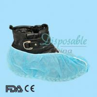 Quality Disposable Waterproof Plastic PP Medical Shoe Covers wholesale