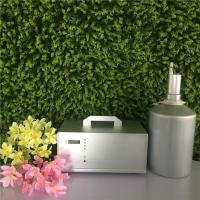 Quality Silver Large Area Air Aroma Diffuser With 4l Oil Bottle For Hotel Lobby wholesale