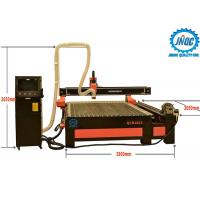 Buy cheap Super Woodworking Cnc Router Machine , 4 Axis Desktop Wood Router Machine from wholesalers