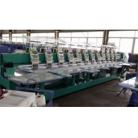 Quality Electronic Flat Embroidery Machine / Thailand Lace Embroidery Machine Multipurpose wholesale