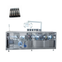 China Pesticide Liquid Ampoule Forming Filling Sealing Machine on sale