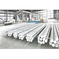 Quality Corrosion Resistance Aluminium Extrusion Bar , Aluminium Round Bar High Strength wholesale