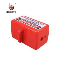 China ABS Material Plug Lockout Device , IP67 Master Lock Plug Lockout CE Certification on sale