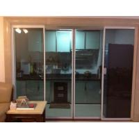 Quality Balcony  room sliding access doors operator with induction opening and closing wholesale