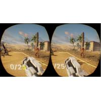 Buy cheap Professional Virtual Reality Software Shooting Game With Multi Target Calibration from wholesalers