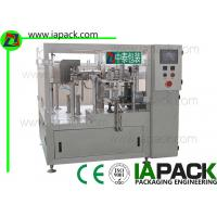 China Automatic Premade Pouch Packing Machine 220V With Inverter Motor on sale