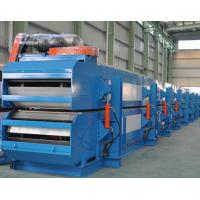 Quality ISO CE PLC Control PU Sandwich Panel Machine With Belt Laminating , Low Noise wholesale