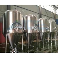 Quality 1000l Beer Fermenter For Canned Beer 3bbl Home Made Beer Fermenter 5bbl Beer Fermenter For Lagern Beer wholesale