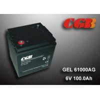 Quality 6V 100AH GEL - AG Seires Sealed Lead Acid rechargeable Battery For UPS EPS wholesale