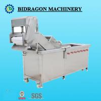 Quality Vegetable Washing Machine 500kg/h wholesale