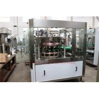 Quality Soda Water Beverage Can Filling Machine With Water Purify System wholesale