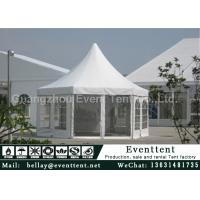 Fashion Custom Wedding Decoration Tent , Heavy Duty Gazebo Tent For Party