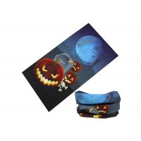 Quality Kids Neck Scarf Halloween Style , Durable Good Flexibility Neck Gaiter  wholesale