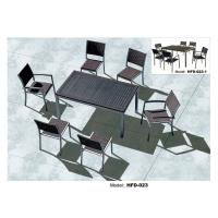 China Outdoor imitation rattan dining set wholesale outdoors rattan balcony chairs and tables on sale