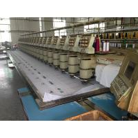 Quality Professional Barudan Embroidery Machine Used , Hat / Leather Embroidery Machine wholesale