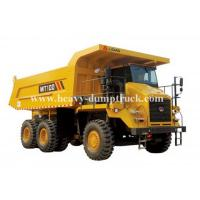 Quality Rated load 95 tons Off road Mining Dump Truck Tipper  405kW engine power drive 6x4 with 50m3 body cargo Volume wholesale