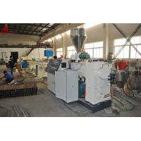 Quality Ø110mm - 800mm Pipe Extrusion Line for water supply , water drainage well casing pipe wholesale