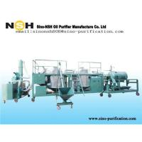 Quality Oil separator, oil recycling, oil filter, VFD transformer oil lubrication system wholesale