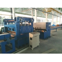Quality EC6x1600 12000mm Light Pole Production Line wholesale