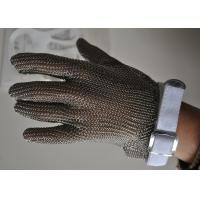 Quality 304L Stainless Steel Gloves Anti - Cut Safety Butcher Glove For Cutting Meat wholesale