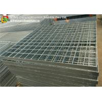 Quality Q235 Hot Dipped Galvanized Steel Grating Stair Treads Trench Cover / Drain wholesale