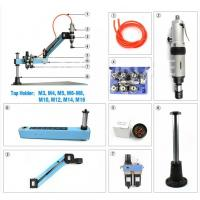Quality Acrylic M3-M12 Pneumatic Air Tapping Machine Quick Change High Precision wholesale