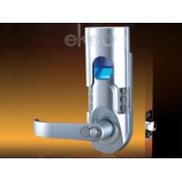 Quality Versatile Weatherproof Biometric fingerprint door lock --- BioGuard P1 wholesale