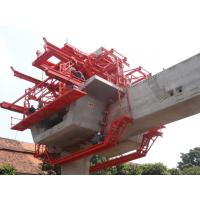 Quality Custom Bridge Beam Segment Lifter With Electric Winches Technical Data wholesale