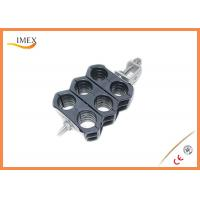 China Coax Cable RF Feeder Cable Clamp for coaxial cable rf feeder cable fiber optical cable on sale