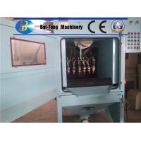 Quality High Production Automatic Sandblasting Machine 380V 50Hz Electricity Source wholesale