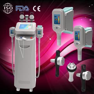 China Hot selling body slimming weight loss cryolipolysis cavitation rf equipments on sale