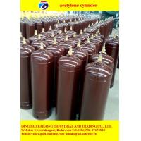 China made in china acetylene gas cylinder on sale