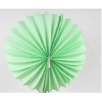 Quality Custom Patterned Printing Accordion Paper Lanterns Round For Home Decoration wholesale